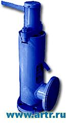 Клапан предохранительный Т-32